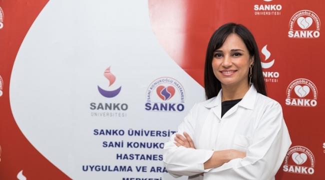 PSİKOLOG DİDEM CENGİZ SANKO'DA GÖREVE BAŞLADI