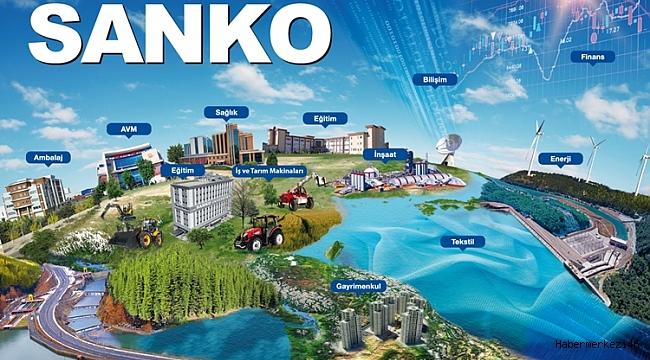 SANKO ŞİRKETLERİ TÜRKİYE'NİN 500 BÜYÜK ŞİRKETİ LİSTESİNDE