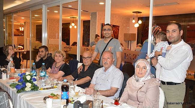 HAKAN COŞKUN İFTAR'DA DUALARLA ANILDI