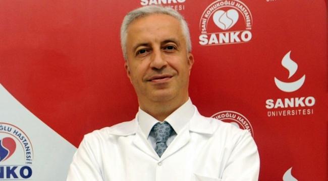 RADYOLOJİ UZMANI PROF. DR. AHMET SELİM KERVANCIOĞLU SANKO'DA