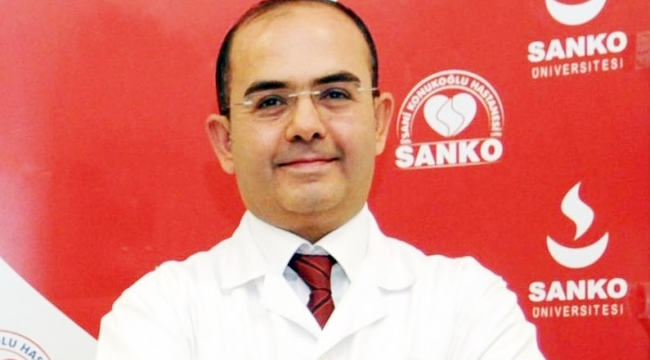 DOÇ. DR. ALİ İRFAN GÜZEL, SANKO 'DA