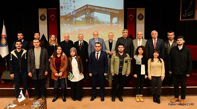 """""""BİLİM, DİN VE TÜRKÇÜLÜK"""" KONULU KONFERANS DÜZENLENDİ"""