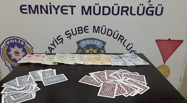 POKER KUMARINA POLİS BASKINI