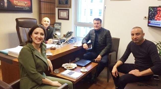 ÖZTUNÇ'TAN SOFUOĞLU'NA FOTONİSPET!