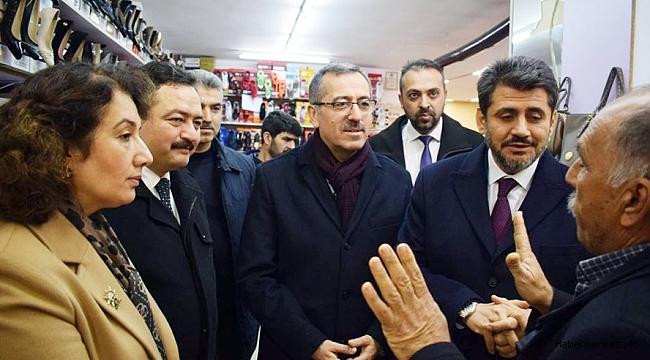 """""""İSTİKRAR VE KARARLILIKLA ELBİSTAN GÜZELLEŞECEK"""""""