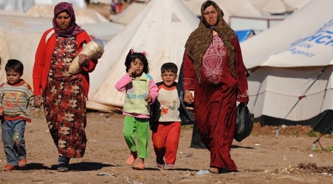 Türkiye'deki Suriyeli Sayısı 3 Milyon 644 Bin 342 Oldu