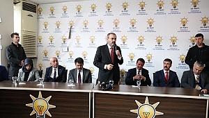 Türkoğlu Seçim Ofisi Açıldı