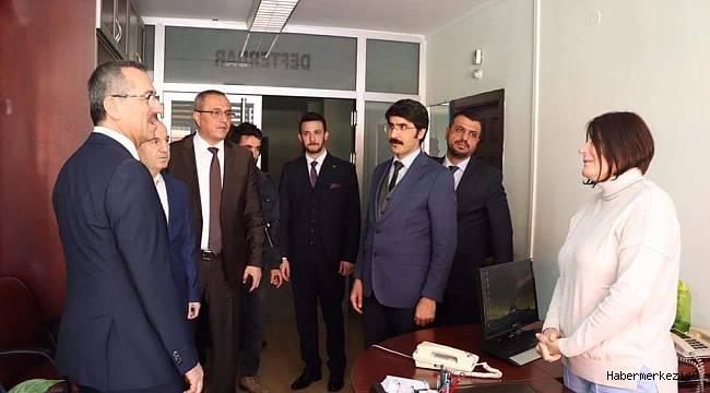 Başkan Adayı Güngör'den STK ve Kurumlara Ziyaret