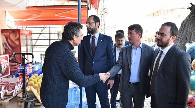 Başkan Okumuş Bu Beş Yılda da Türkoğlu'na Layık Hizmeti Yapacak
