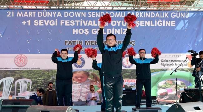 Büyükşehir'den Sevgi Festivali