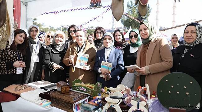 Büyükşehir Mardin'de Festivale Katıldı
