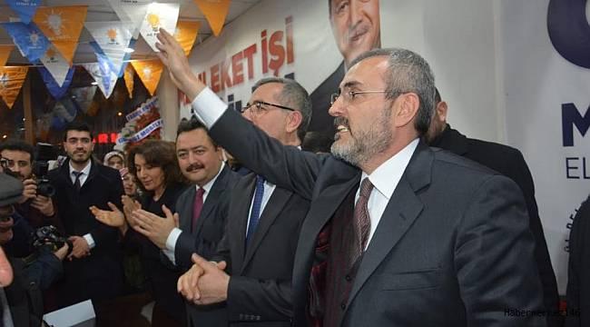 """""""Elbistan'ı Yalanlara Maceraya Kurban Edemeyiz"""""""