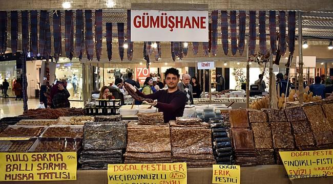 Gaziantepliler Yöresel Ürünlere Yoğun İlgi Gösteriyor
