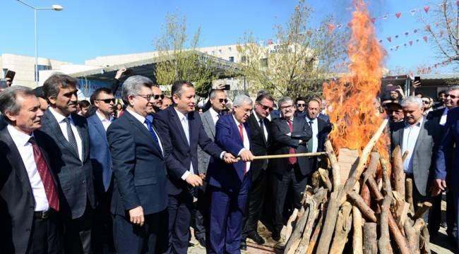 KSÜ, Nevruz Bayramı'nı Coşku İle Kutladı