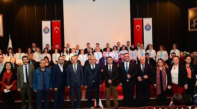 KSÜ Türk Halk Müziği Korosu 2. Konseriyle Sanatseverlerle Buluştu