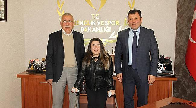 Pelin Doğan Türkiye Şampiyonasında ilimizi temsil edecek