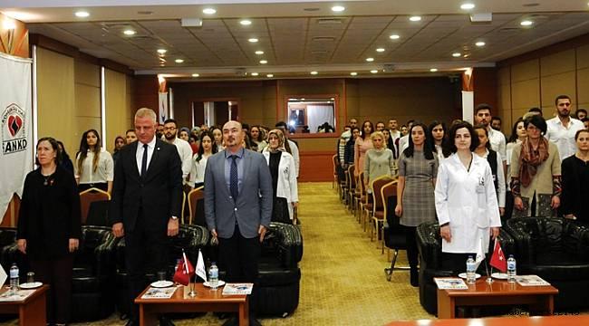 """SANKO Üniversitesi'nde """"Milletin Sesi Mehmet Akif"""" Konulu Tören Düzenlendi"""
