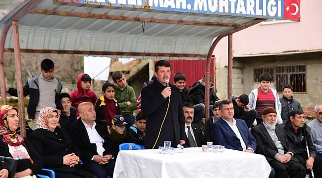 Türkoğlu'na Büyük Bir Değişim Dönüşüm Yaşattık