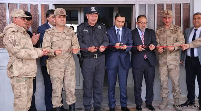 Arıtaş Karakolu Törenle Açıldı
