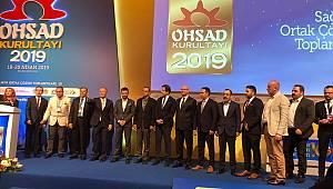 OHSAD Kurultayı 2019'a Katıldı