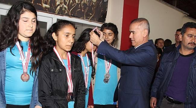Okul Sporları Atletizm Yıldızlar İl Birinciliği Turnuvası Tamamlandı