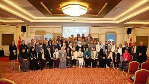 Rektör Can, 10. Küresel İslami Pazarlama Kongresi'ne Katıldı