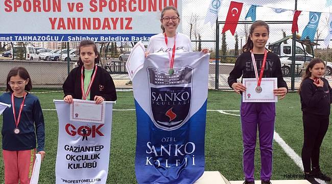 SANKO Okullarının Okçuluk Başarısı