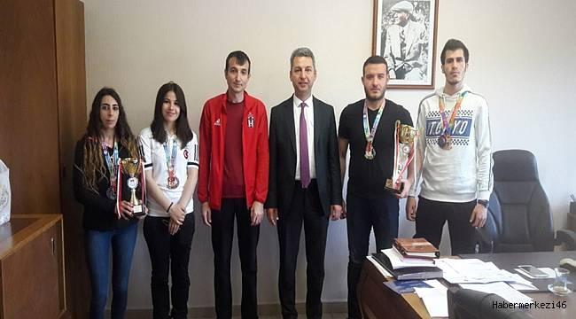 Türkiye Şampiyonasından 4 Madalya İle Döndük