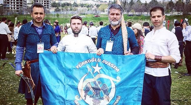 Türkoğlu Avasım Sporcularından Büyük Başarı: Fethe Gidiyorlar