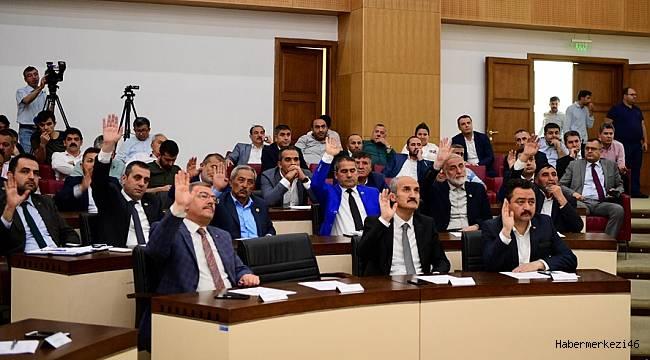 Büyükşehir Meclisi 2.Kez Toplandı