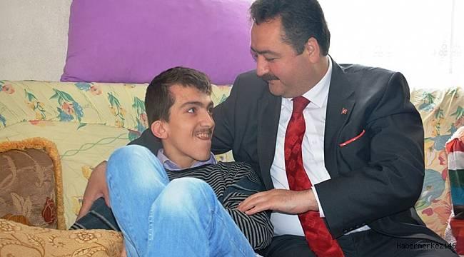 Engelli Vatandaşlarımızın Yanındayız