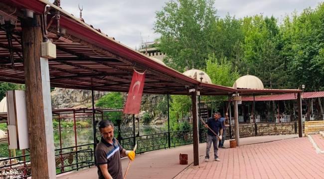 Elbistan'da YAZ Başlıyor