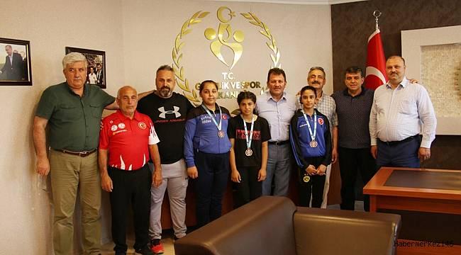 Kızlarımız Türkiye Şampiyonu Oldu