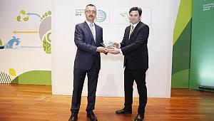 Öztürk Enerji ve Kahramanmaraş Büyükşehir Belediyesi Düşük Karbon Kahramanı Seçildi
