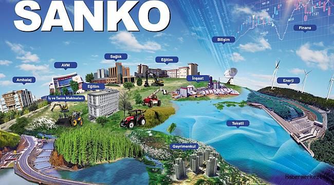 SANKO Holding Türkiye'nin 500 Büyük Şirketi listesine girdi