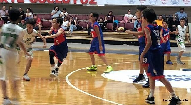 SANKO Okulları Basketbol Takımı İl Birincisi Oldu