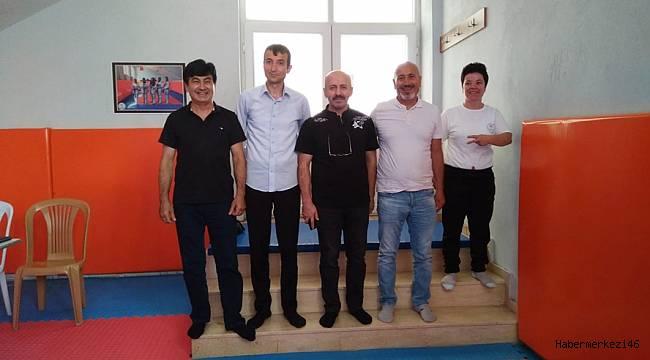 Wushu Kung-Fu Aday Hakem Kursları Sona Erdi