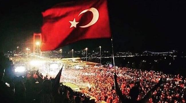 15 Temmuz Demokrasi ve Milli Birlik Haftası Etkinlikleri