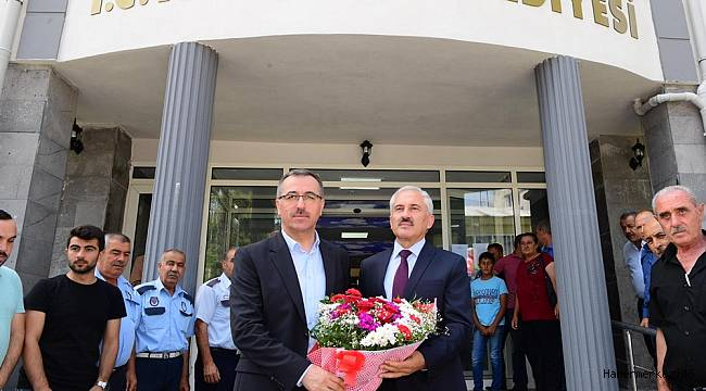 Başkan Güngör Millet Kıraathanesinin Açılışını Yaptı
