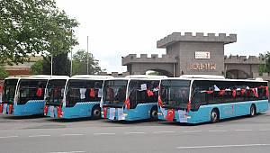 Belediye Otobüsleri Bugün Ücretsiz..