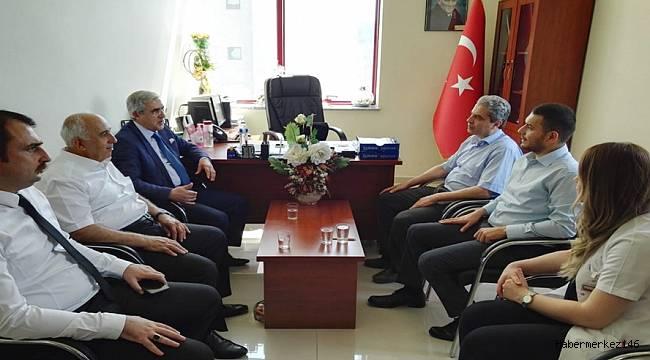 Diş Hekimliği Fakültesi Dekanlığına Prof. Dr. Mehmet Bekerecioğlu Atandı