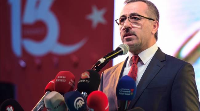 Düşmanlarımız Şunu Bilsin ki; Ne Türkiye'min, Ne de Maraş'ımın Kahramanı Bitmez!