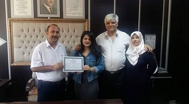 İl Birincisi Fatih Anadolu Lisesi'nden..