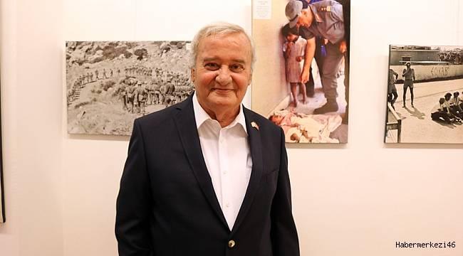 Kıbrıs Katliamını Dünyaya İlk Duyuran Gazeteciyim..
