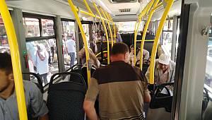 Belediye Otobüsleri Ücretsiz