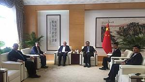 Mado İle Çin'den Kardeş Şehir Geliyor