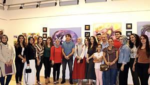 Sanko Sanat Galerisi benim gözümde Gaziantep'in bir incisi