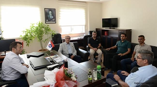 BESYO Müdürlüğüne Dr. Öğretim Üyesi Hüseyin Eroğlu Atandı