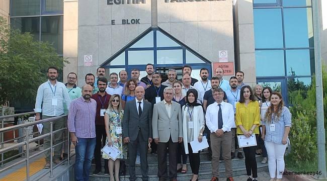 Eğiticilerin Eğitimi Programı 4 ve 5'inci Grup Eğitimleri Tamamlandı