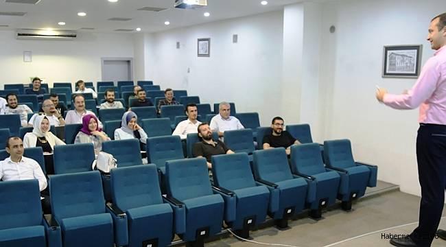 KMTSO'da Temel Dış Ticaret Eğitimi Düzenlendi